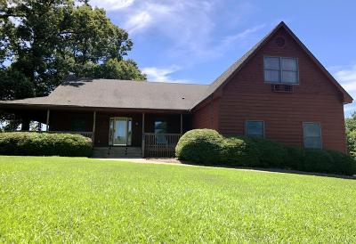 Perquimans County Single Family Home For Sale: 121 River Drive