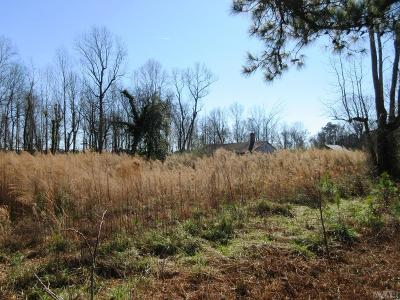 Gates County Land/Farm For Sale: 1537 S Hwy 37