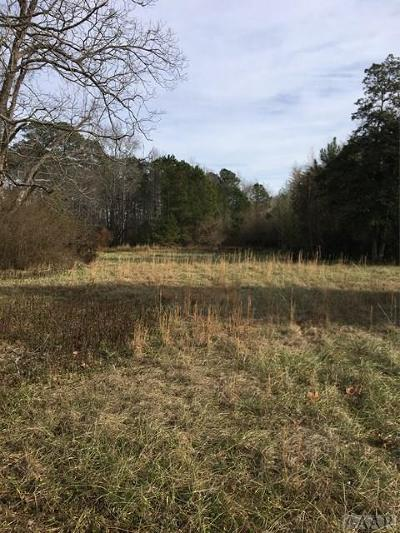 Gates County Land/Farm For Sale: Lot 3 Cluny Way