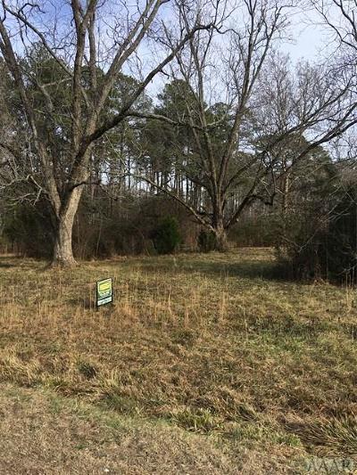 Gates County Land/Farm For Sale: Lot 4 Cluny Way