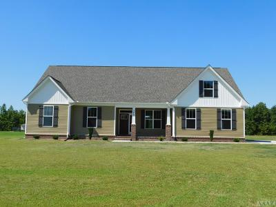 Camden County Single Family Home For Sale: 286 Keeter Barn Road
