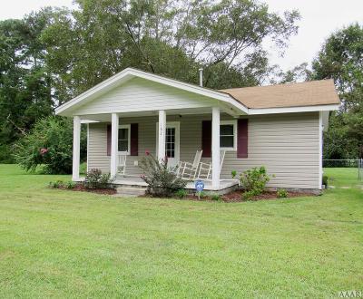 Moyock NC Single Family Home For Sale: $155,000