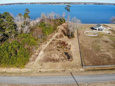Perquimans County Land/Farm For Sale: 3a Bowketcher Blvd