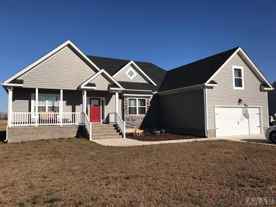 Moyock NC Single Family Home Under Contract: $339,000