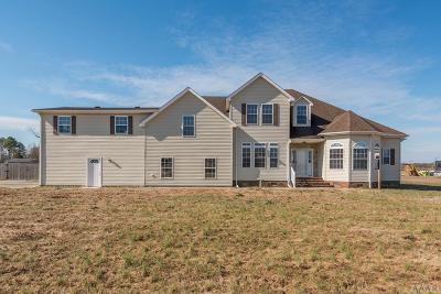 Moyock NC Single Family Home For Sale: $435,000