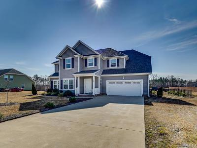 Moyock NC Single Family Home Under Contract: $369,000