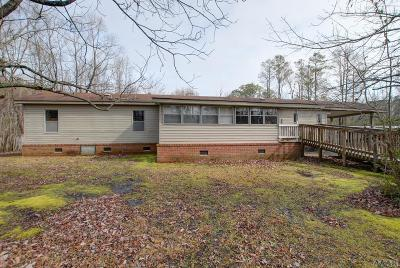 Moyock Single Family Home For Sale: 685 Poyners Road