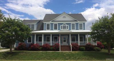 Moyock NC Single Family Home For Sale: $398,000