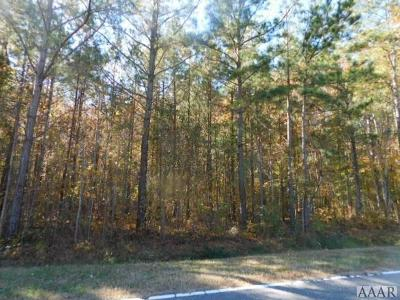 Moyock Land/Farm For Sale: 2418 Tulls Creek Road