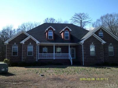 Moyock NC Single Family Home For Sale: $359,050