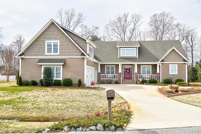Moyock NC Single Family Home For Sale: $515,000