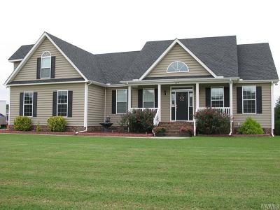 Moyock NC Single Family Home For Sale: $349,900