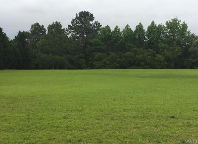 Currituck County Land/Farm Under Contract: 110 Meadow Lake Circle