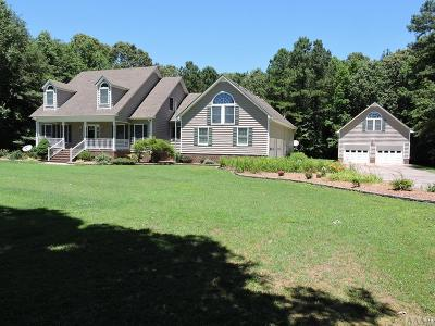 Pasquotank County Single Family Home For Sale: 202 Poplar Drive