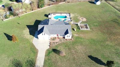 Currituck County Single Family Home Under Contract: 187 Ambrose Lane