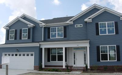 Moyock Single Family Home For Sale: 118 Moorland Way