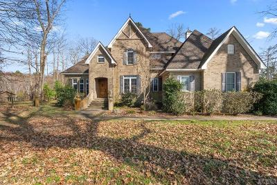 Pasquotank County Single Family Home Under Contract: 125 Pailin Creek Road