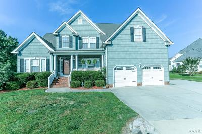 Currituck County Single Family Home For Sale: 111 Mariners Way