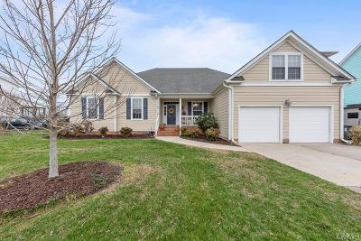 Currituck County Single Family Home For Sale: 125 Bayside Dr