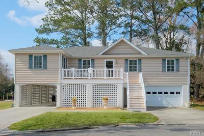 Chowan County Single Family Home For Sale: 115 Pembroke Circle