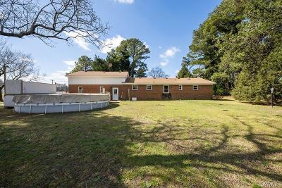 Camden County Single Family Home For Sale: 552 N Hwy 343