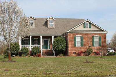 Currituck County Single Family Home For Sale: 319 Green View Road
