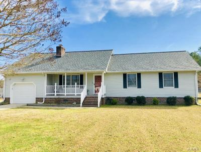 Camden County Single Family Home For Sale: 746 Sandy Hook Road