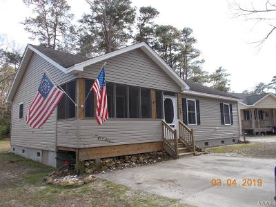 Currituck County Single Family Home For Sale: 105 Briggs Street