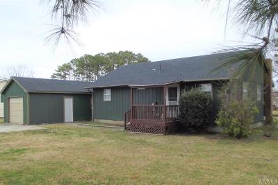Currituck County Single Family Home For Sale: 100 N Widgeon Court
