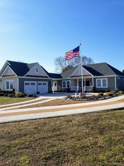 Currituck County Single Family Home For Sale: 109 Currituck Sound Drive