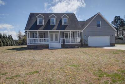 Currituck County Single Family Home For Sale: 101 Allentown Lane