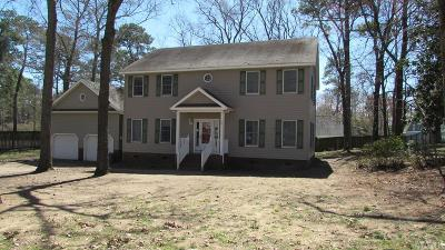 Camden County Single Family Home For Sale: 107 Dogwood Drive