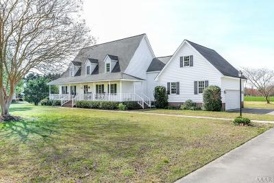 Camden County Single Family Home For Sale: 549 S Hwy 343