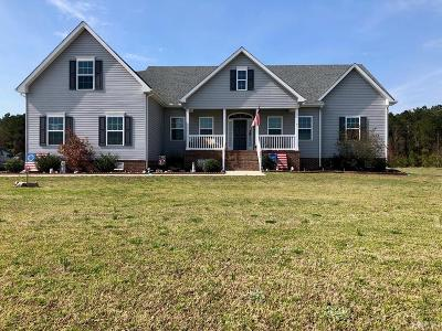 Camden County Single Family Home For Sale: 244 McPherson Road