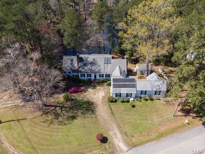 Chowan County Single Family Home For Sale: 138 Bayview Trail