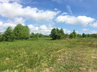 Northampton County Land/Farm For Sale: Tbd W Hwy 158
