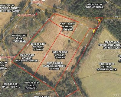 Hertford County Land/Farm For Sale: Brown Street