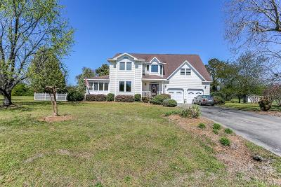 Currituck County Single Family Home For Sale: 107 Angus Drive