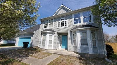 Moyock NC Single Family Home Under Contract: $239,900