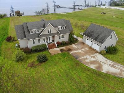 Pasquotank County Single Family Home For Sale: 119 Gibson Lane