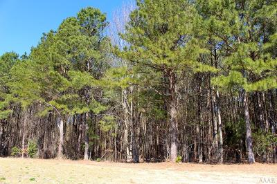 Hertford County Land/Farm Under Contract: Tbd State Route 1166