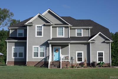 Moyock NC Single Family Home For Sale: $359,900