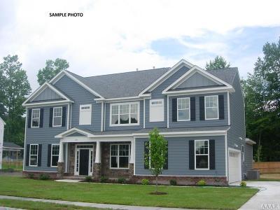 Moyock NC Single Family Home For Sale: $391,900