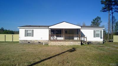 Gates County Single Family Home For Sale: 58 Medical Center Road