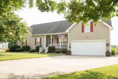 Moyock NC Single Family Home For Sale: $349,500