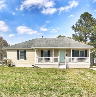 Moyock NC Single Family Home Under Contract: $209,000