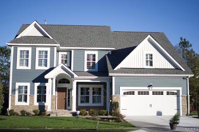 Moyock NC Single Family Home For Sale: $350,445