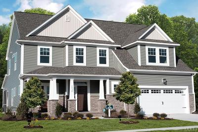 Moyock NC Single Family Home For Sale: $380,750
