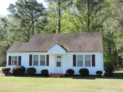 Moyock NC Single Family Home For Sale: $200,000