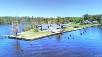 Camden County Single Family Home For Sale: 133 Cooks Landing Rd